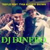 Teeflii 24 hours ( chris brown & tyga ) DJ Dinero