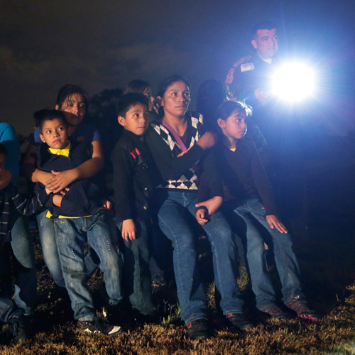 The other side of the border crisis