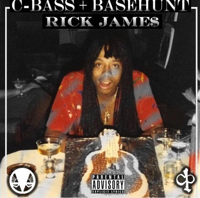 Basehunt & C-Bass - Rick Jame$