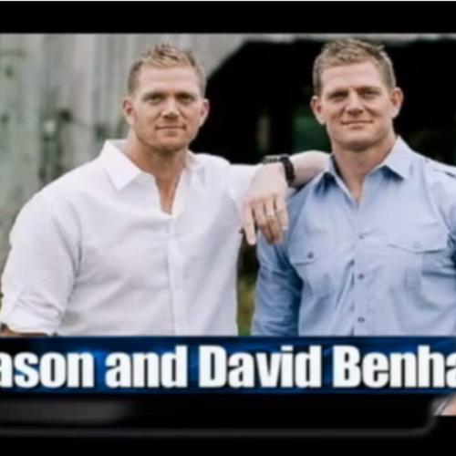 David and Jason Benham on 'Tamara Scott Live' (clip3)