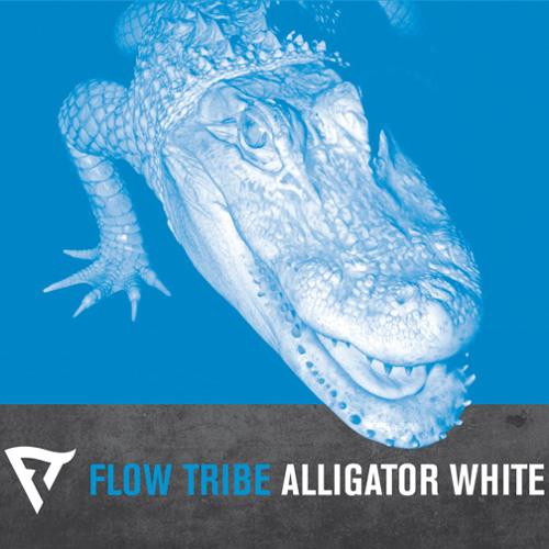Flow Tribe: Alligator White