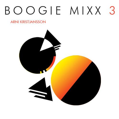 Arni Kristjansson - Boogie Mixx 3 (2010)