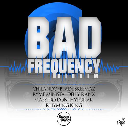 Blade Skeemaz - Pon Di Riddim (Bad Frequency Riddim) Show Di Vybz Records - August 2014 HD