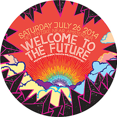 Olivier Weiter @ Welcome to the Future 2014