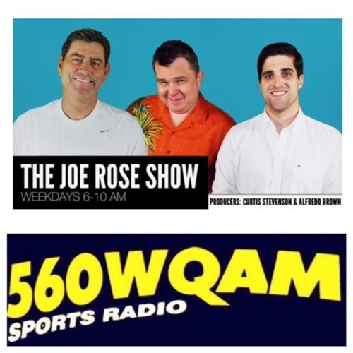 Joe Rose Show Podcast 8-8-14 (Hour 1-4)