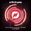The Prototypes - Don't Let Me Go (feat. Amy Pearson) (Jade Blue Piano Remix)
