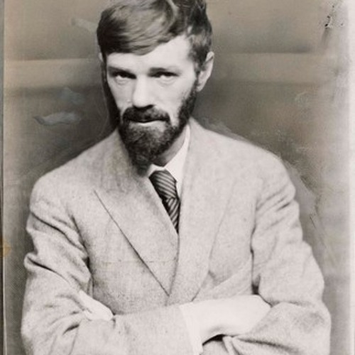 """""""And oh — that the man I am might cease to be —"""" by D.H. Lawrence"""
