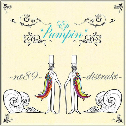 """NT89 & Distrakt """"Pumpin (GTronic Remix)"""" *192kbps full preview*"""