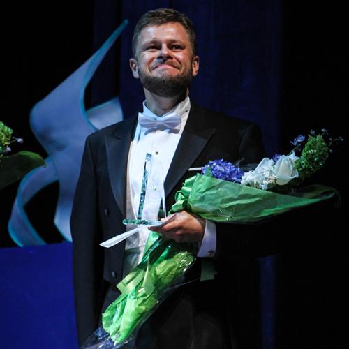 Seattle Opera 2014 IWC: David Danholt as Parsifal