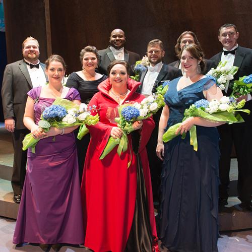 Seattle Opera International Wagner Competition