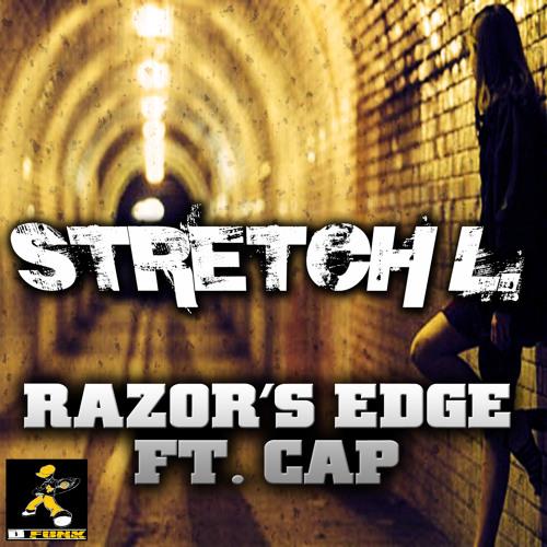 """""""Razor's Edge"""" Stretch L Ft. Cap"""