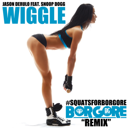 Download Jason Derulo - Wiggle (Borgore Remix) [Free Download]