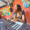 Phyllissia Ross nan #chokarella (Interview + Live Jam Session)Part 1/2 - 08-08-2014