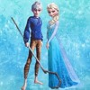 Let It Go - Elsa:Jack Frost Duet