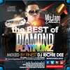 The Official Best Of Diamond Platnumz Mixed by Richie Dee