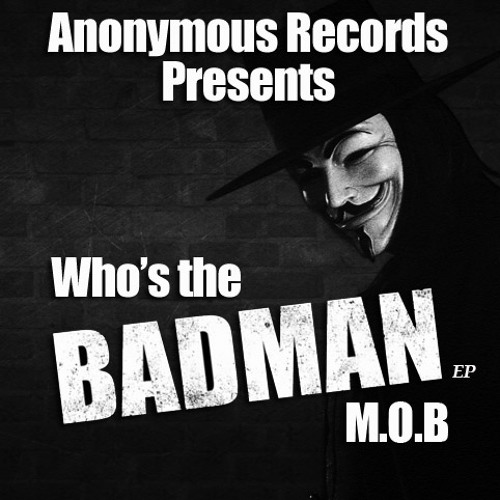 AR-UK10 - M.O.B - Who's the Badman (Original Mix)
