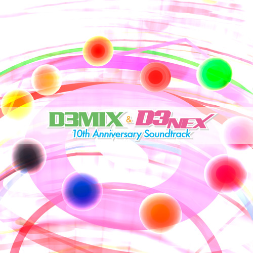 [C86 3日目 西え-18a] D3MIX & D3NEX 10th Anniversary Soundtrack - Crossfade Demo
