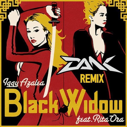Iggy Azalea ft Rita Ora & Bassjackers & Jay Hardway - Black Widow (DYMEJSZYN Mashup)