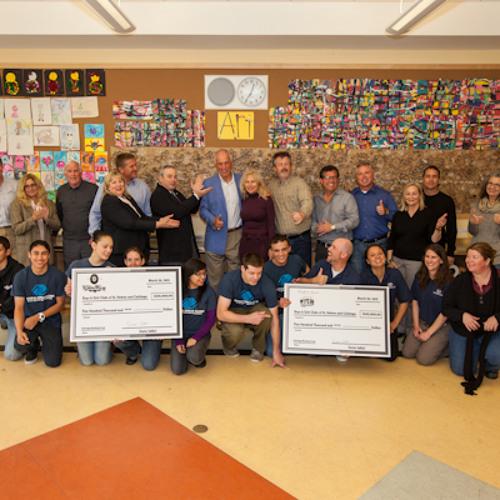 Dario Sattui donates one million dollars to Boys  & Girls Club  of Calistoga- KGO Radio 810