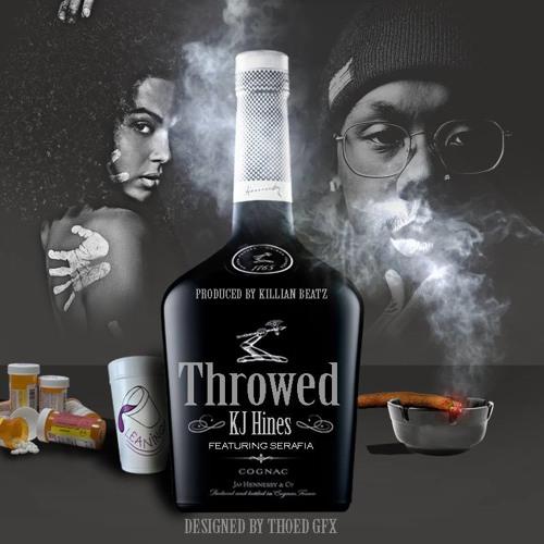 KJ Hines - Throwed ft. Serafia (produced by Killian Beatz)