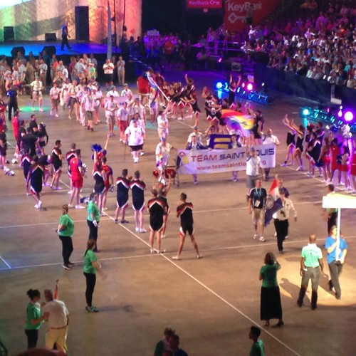 QueerMinded On The Road: Gay Games Opening Ceremony