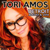 Tori Amos, Live in Detroit - 11 And She Was (Talking Heads Cover)