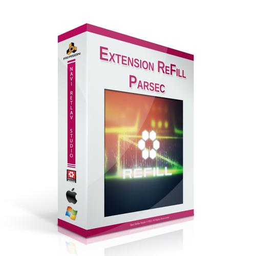 Extension ReFill - Parsec - DEMO - Mushroom Kingdom