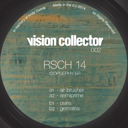 RSCH 14 - VC002 Previews
