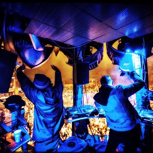 Virus Takeover Arcadia @ Glastonbury 2014