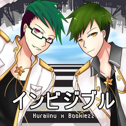 [Bookiezz&Kuraiinu] インビジブル : Invisible [THX for 5000 FOLLOWS!!!!!!!!]