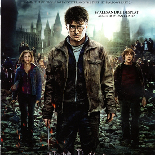 Alexandre Desplat - Lily's theme COVER (full orchestra) / Harry Potter and the Deathly Hallows