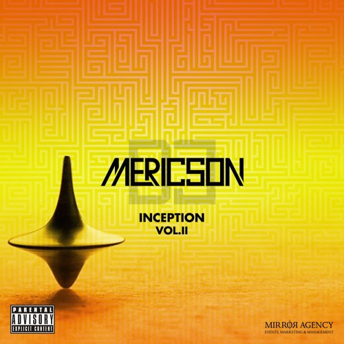 DJ Mericson - Inception (Vol. 2) (Mixtape) 10.08.2014