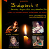 Cindy Yates talks with Sean McDowell of WDVE about Cindystock 11