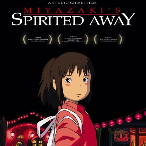 Alway With Me Spirited Away Cover Kate Convington My All Time Fave By Unknown On Soundcloud Hear The World S Sounds