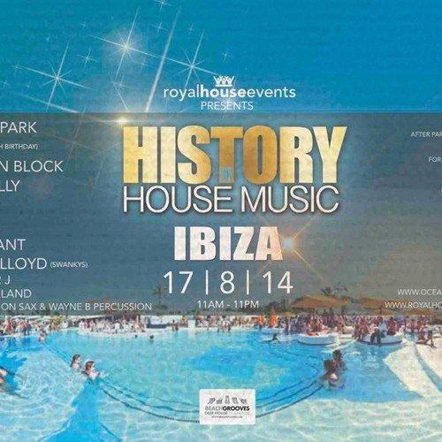 Jon besant history of house ibiza classics mix by history for Ibiza house classics
