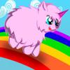 Pink Fluffy Unicorns Dancing On Rainbows (RainBro - Remix) PFUDOR!