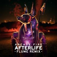 Arcade Fire Afterlife (Flume Remix) Artwork