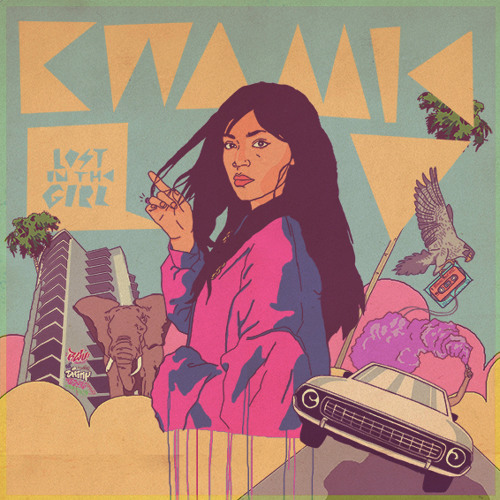 Kwamie Liv LOST IN THE GIRL (EP)