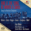 And If the Song be Worth a Smile: Pankonin, Haimovitz, Mentzer, Delan (Songs by American Composer)