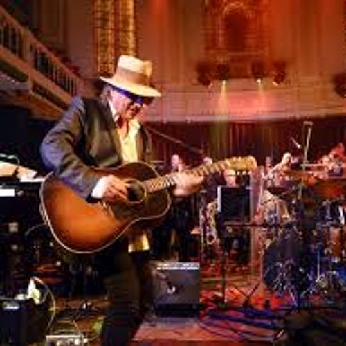 """Story Without Words""--Gary Lucas and the Metropole Orchestra featuring Jolene Grunberg"