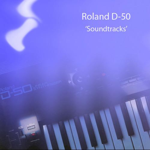 Roland D-50 D50 'Soundtracks' Patches Sounds for Sale V Synth
