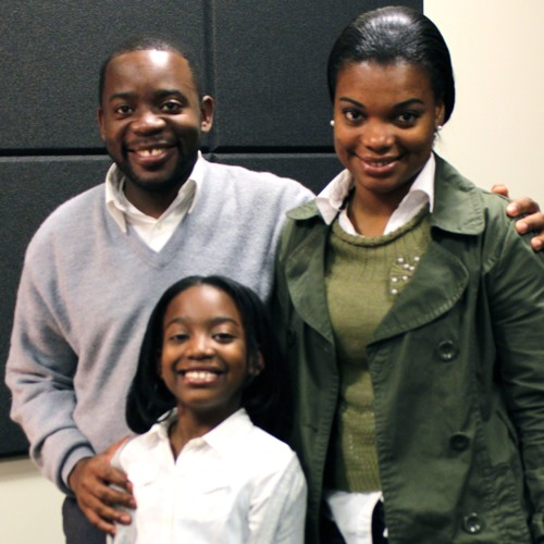 First Person Project, Carter Family (L. Randolph, Litashia, and Rayna)