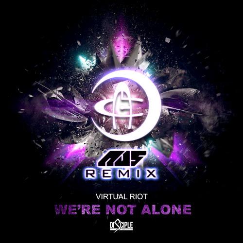 Virtual Riot - We're Not Alone (Au5 Remix)