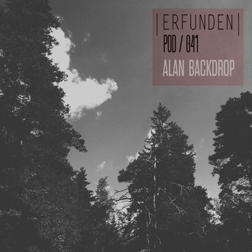 ERFUNDEN | Pod 041 | Alan Backdrop