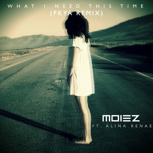 Moiez Feat Alina Renae - What I Need This Time (FKYA Remix)