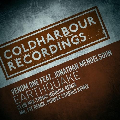 Venom One feat. Jonathan Mendelsohn - Earthquake (Tomas Heredia Remix) [OUT NOW!]