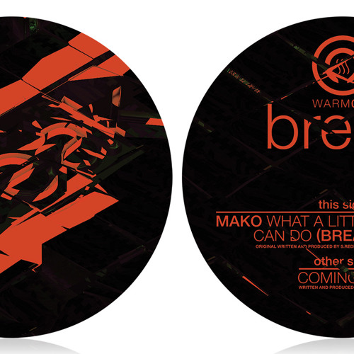 Mako - What A Little Moonlight Can Do (Break Remix) WARM030 *Clip | *Out Sept 8