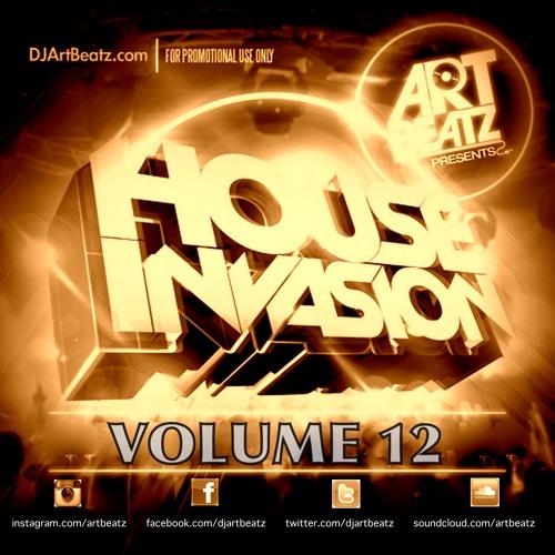 HOUSE INVASION VOL. 12 (ART BEATZ) [FREE DOWNLOAD]