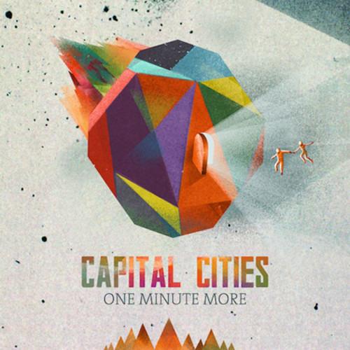 Capital Cities - One Minute More (Markus Schulz vs. Grube & Hovsepian Remix)