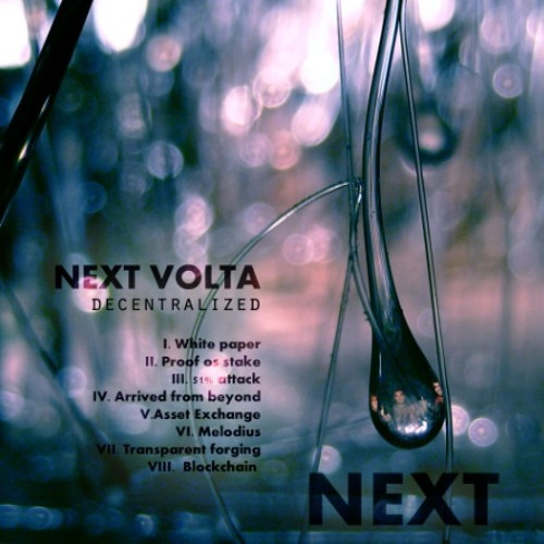 4 - NEXT VOLTA - Arrived from Beyond